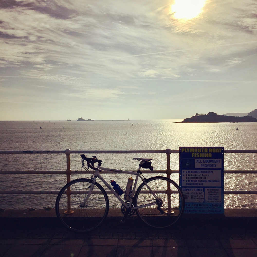 Devon Coast to Coast blog